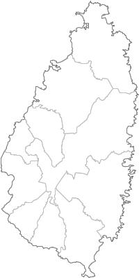Administrative Division of Saint Lucia