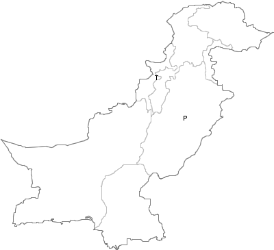 Administrative Division of Pakistan