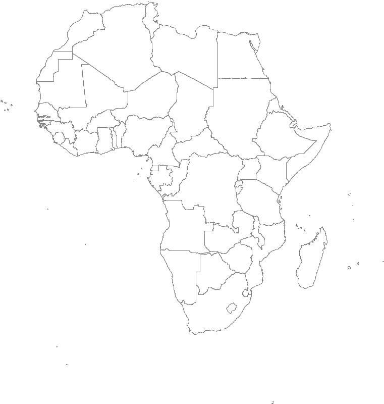 признался африка картинка материка черно белая любом